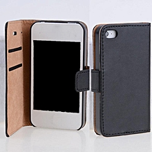 Wallet Card Holder Synthetic Leather Flip Case Cover for Samsung Galaxy S3 S4 Note3 for iPhone 4/4S 5/5S 6/6Plus