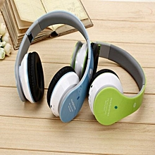 Enjoy Over ear Foldable bluetooth wireless headphone portable stereo headset JKR-201B with mic radio FM
