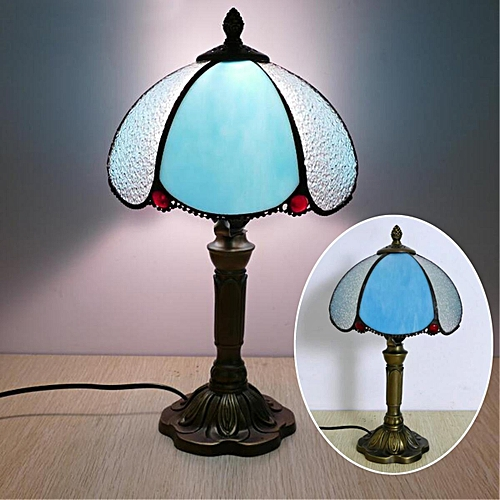 Buy Generic Tiffany Style Table Lamp Victorian Stained Glass Desk