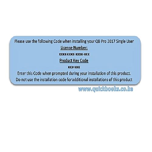 Buy Intuit Quickbooks 2017 Pro Additional User License Best