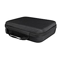 CO Medium Travel Storage Carry Hard Bag Case For GoPro HERO 7 6 5 4 3+ 3 Camera-Black