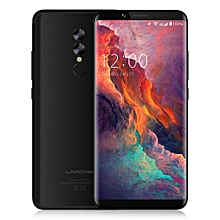 UMIDIGI S2 Lite 4G Phablet 5.99 inch Android 7.0 MTK6750T Octa Core 1.5GHz 4GB RAM 32GB ROM 5100mAh 16.0MP + 0.3MP Dual Rear Cameras  - BLACK