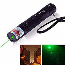 Green Light Laser Pointer Pen 532NM Burning Lazer Visible 5mW For Gift