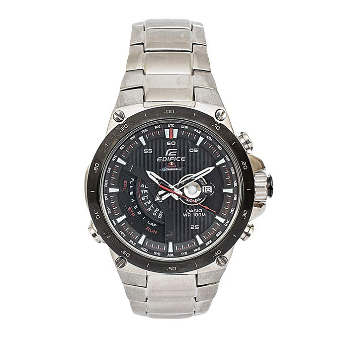 Casio Black Dial Eqs A1000 Redbull Racing Watch Best Price Online