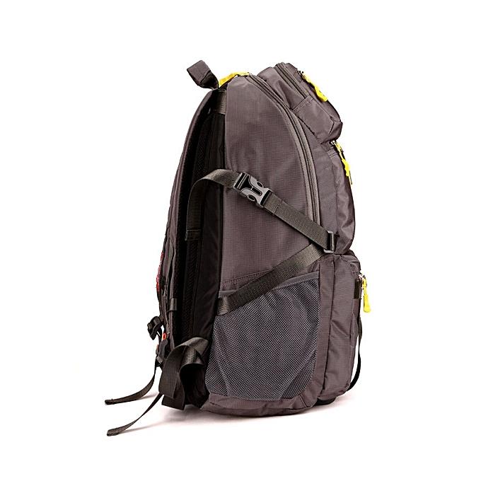 ... Casual Big Capacity Polyester Travel Backpack Multi Pocket Computer Bag  ... cf61cc5d36756