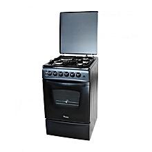 RF/403 - 3G+1E 50x60 Cooker - Euro Black