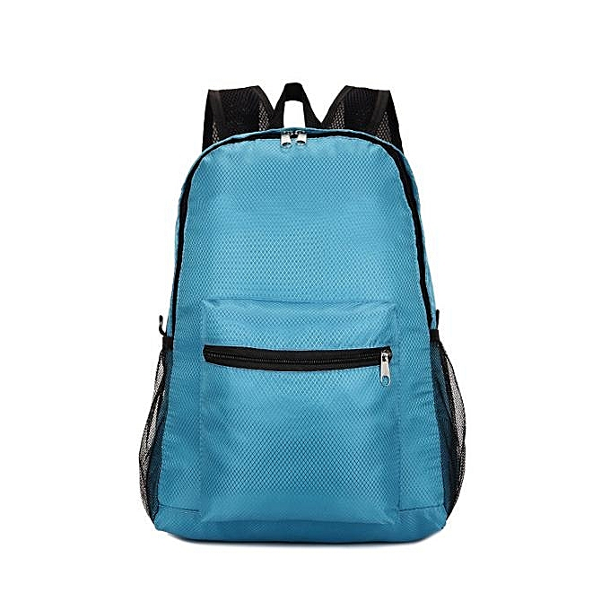 dcbc0bd8e7 Ultra-light portable folding backpack Waterproof outdoor leisure bag Travel  large-capacity backpack ...
