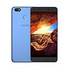 Spark K7 Plus, 16GB + 2GB (Dual SIM), Coral Blue