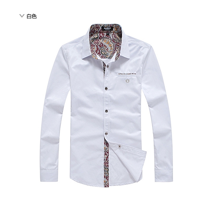 589422a1a9 casual shirt men brand clothing 2018 new long sleeve slim fit solid male  shirt quality 100