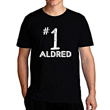 Number 1 Aldred Fashion Cool T-Shirt For Men
