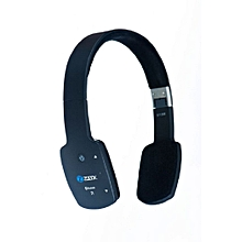 ZB-BHP15 - Zoook Bluetooth Headphones – Black