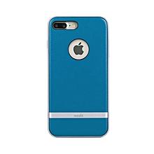 Napa Vegan Leather Case for iPhone 7 Plus- Blue