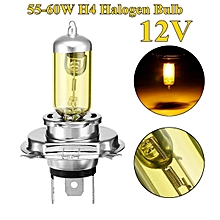 12V H4 Halogen Bulb Fog Driving Headlights Light Lamp Car External Light Source