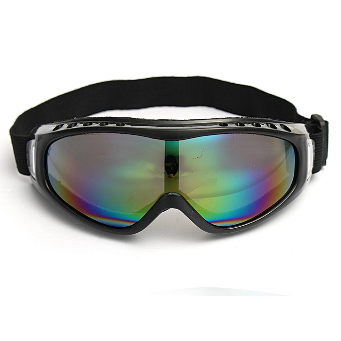 ... Snowboard Dustproof Sunglasses Motorcycle Ski Goggles Eye Lens Glasses Eyewear Colorful ...