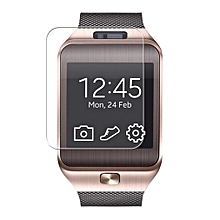 HD Clear Screen Protector Shield Saver Film For Samsung Galaxy Gear 2 Transparent