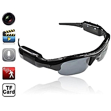 Mini Sunglasses Sport Camera HD Glasses Spy Eyewear DVR Video Recorder Camcorder LBQ