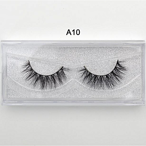 52de3b1c5e4 Generic eyelashes 3D mink eyelashes long lasting mink lashes natural  dramatic volume eyelashes extension false eyelashes A20(visofree A10)