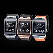 5pcs/set Protective Film LCD Screen Anti-Scratch Screen Protector For DZ09 Smart Watch