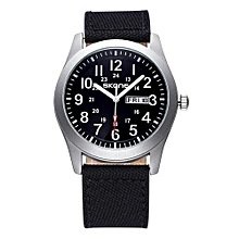 Brand Sub Dial Multifunction Silicone Strap Sport Watches Men Date Chronograph Quartzwatch Hours Casual Relogio Masculino