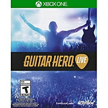 XBOX 1 Game Guitar Hero Live