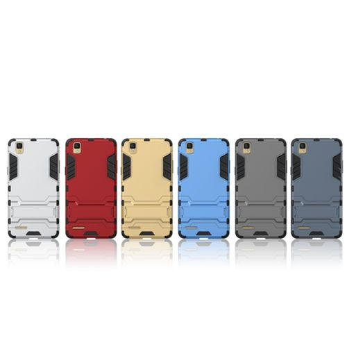 ProCase Kickstand Hybrid Armor Iron Man PC TPU Back Cover Case for Oppo F1. Source · 4.jpg