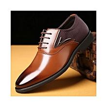 dc0bacb0691c Men  039 s Shoes Men  039 s Large Size Business Casual Shoes