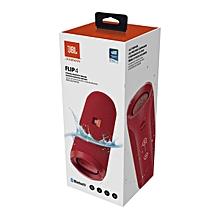 Portable Bluetooth Speaker Flip 4 Red