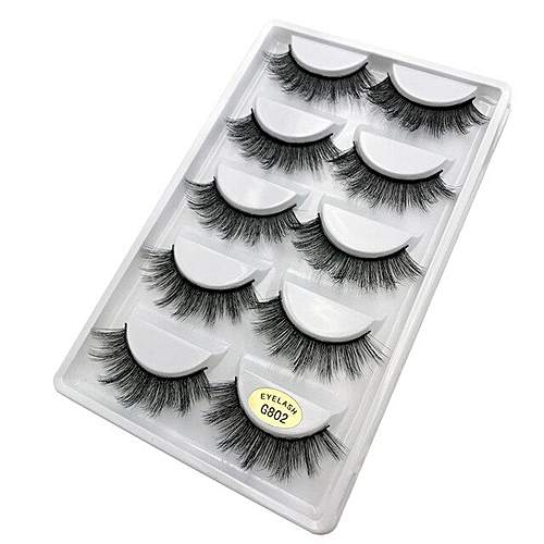 9cc352d1722 Generic 3D mink lashes false eyelashes natural long handmade volume mink  eyelashes 100% Cruelty free Lashes makeup cilio faux cils(G802)