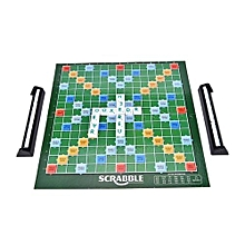 Scrabble Board Game Family Fun Word Game