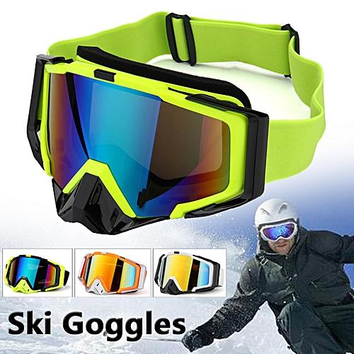 5232ad23c6e6 Buy Generic Ski Goggles Anti-Fog Adult Snowboard Skiing Glasses   Best  Price