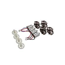 Syma X8C Quadcopter Motor Motor Gear Motor Base Combo -