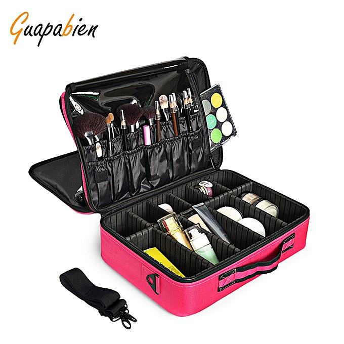 Makeup Beauty Case Organizer Toiletry Bag Tutti Frutti