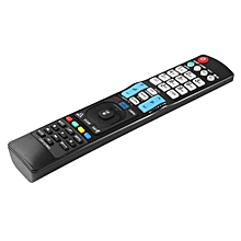 OR Universal Smart TV Remote Control for LG AKB73275605 HomeTheater System-Black
