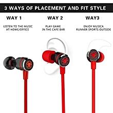 PLEXTONE G20 Magnet Attraction Sport In-Ear Earbuds Heaphone Headset