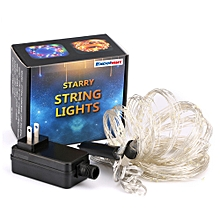 720 LED Copper Wire Branch String Lights - White