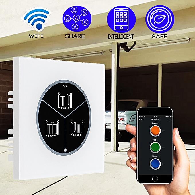 Generic Wireless Automatic Garage Door Gate Opener Phone
