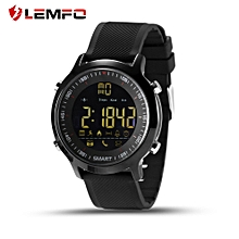 LEMFO EX18 Pedometer Smart Watch Message Reminder for Android for iOS Phone