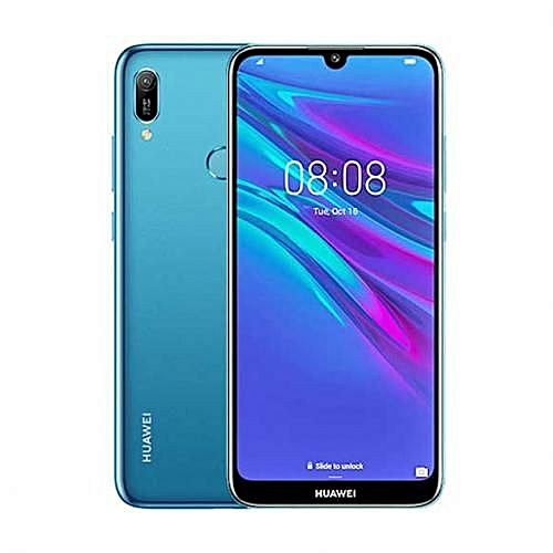 Y6 Prime 2019, 6 09'', 32GB, 13MP(f/1 8) Camera, Android 9 0, Sapphire Blue
