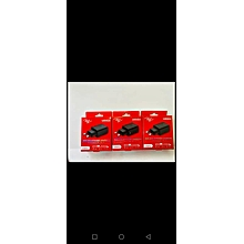 2 Pin Efficient Charger - Black