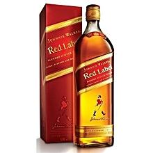 Johnnie Walker Red Label Whiskey - 750ml