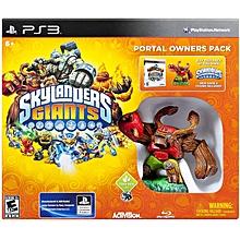 PS3 Game Skylanders Giants