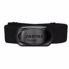 Spovan Sports Heart Rate Monitor Belt ANT Bluetooth 4.0 Smart Chest Band Strap
