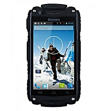 "V8 - 4.0"" 3G Android 4.4 512MB/4GB Waterproof G-Sensor EU - Black"