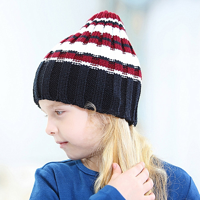 singedanChildren Beanie For Boys Girls Hat Children Winter Hats E  -Multicolor 82ac0482747