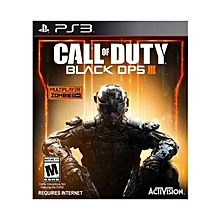 PS3 Game Call of Duty Black Ops 3