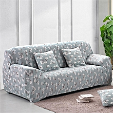 1/2/3Pcs Seater Floral Modern Stretch Sofa Slipcover Protector Soft Couch Cover #3 seater