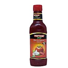 Hot & Sweet Sauce - 400g