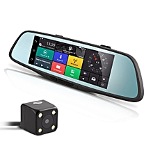 Smart Rearview Mirror Multi-function Car Camcorder Car Bluetooth Navigators