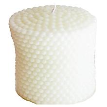 Artisan Candle 3-in-1 White Pillar - 300g