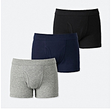 cotton casual fitting boxers..a pack of 3